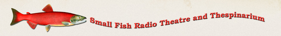 Small Fish Radio Theatre Logo
