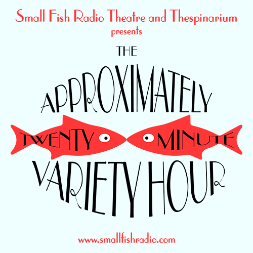 Approximately Twenty Minute Variety Show Logo